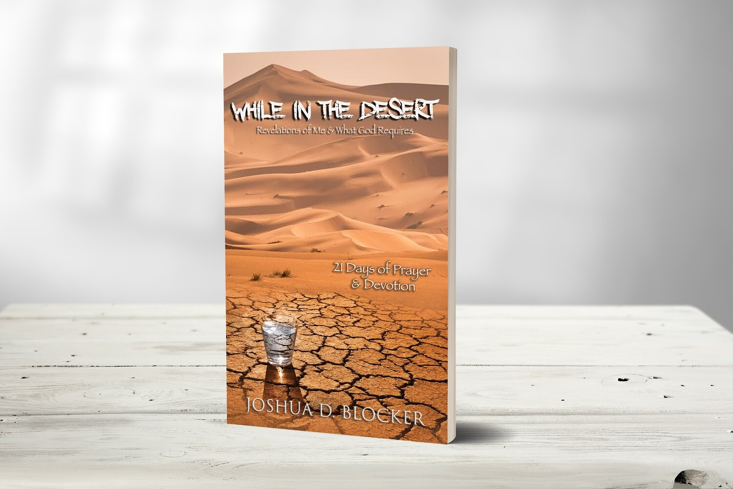 While In the Desert
