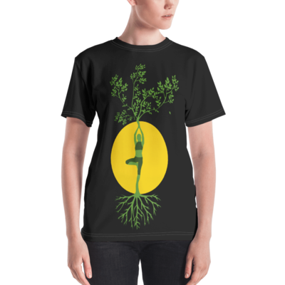 Rooted in Life Women's T-shirt