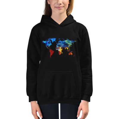 We Are the World Kids Hoodie