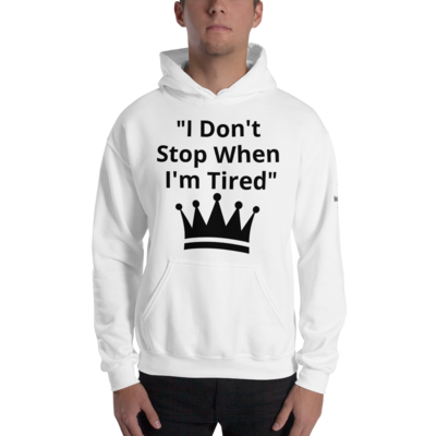 I Don't Stop Double-Sided Unisex Hoodie