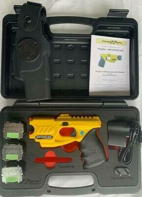 PHAZZER ENFORCER COMPLETE SET - YELLOW WITH DATA PORT - YELLOW