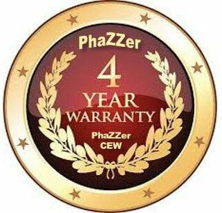 PhaZZer Enforcer Extended Warranty Four (4) Years