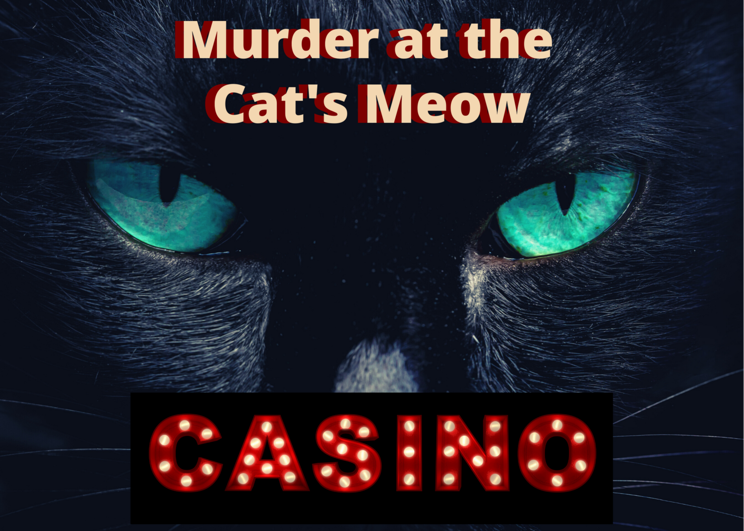 Murder at the Cat's Meow Casino: A 1920s Murder Mystery Game