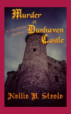 Murder at Dunhaven Castle - Signed Copy