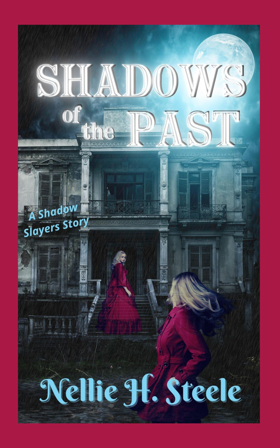 Personalized Signed Copy - Shadows of the Past