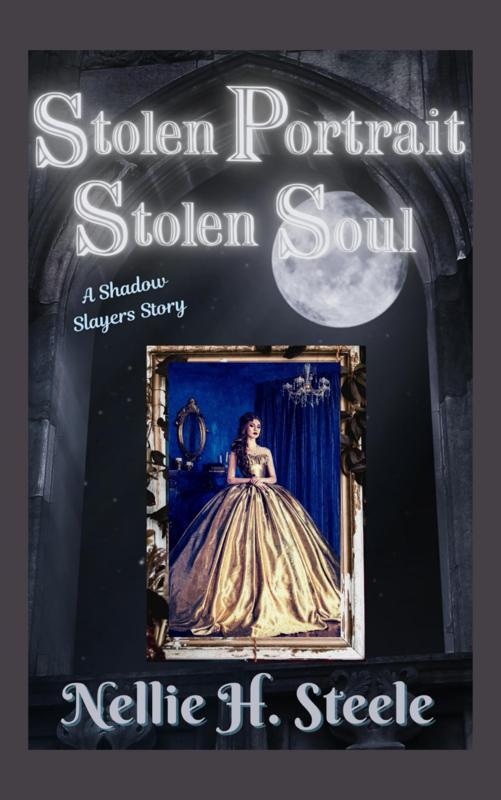 Stolen Portrait Stolen Soul - Signed Copy