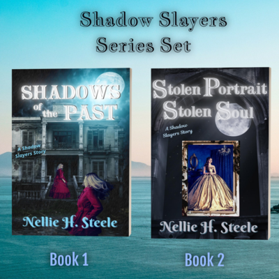 Shadow Slayers Suspense Series Two Book Set - Books 1 and 2