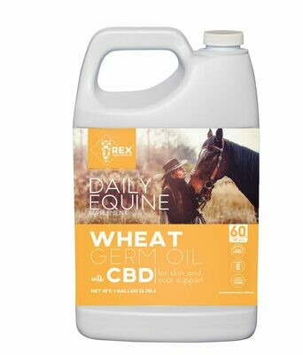 REX Daily Equine Supplement with Hemp Extract