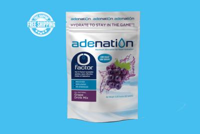 AdeNation® Hydration Pouch - Grape
