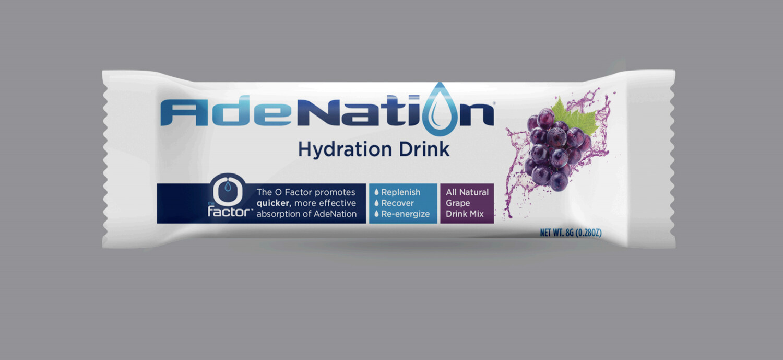 AdeNation® 200-count Case of Individual Sticks - Grape
