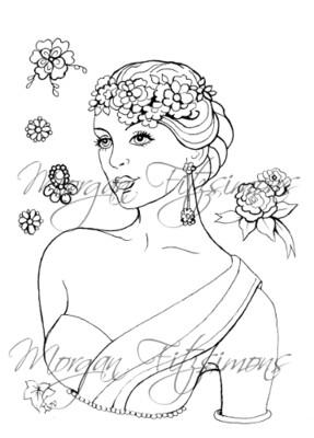 Wedding Digi Stamp 2