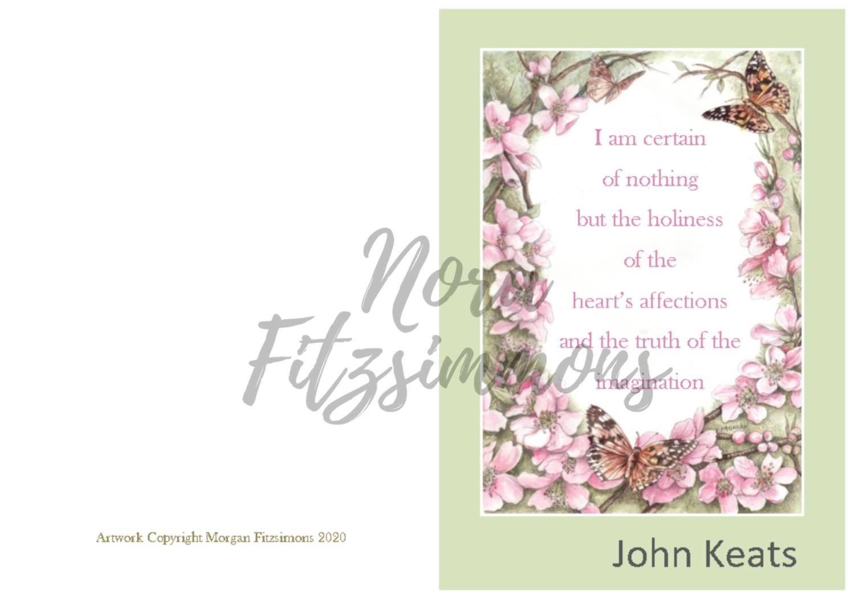 I am Certain of Nothing - Faith Card
