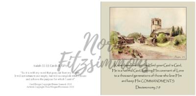 A Thousand Generations - Faith Card