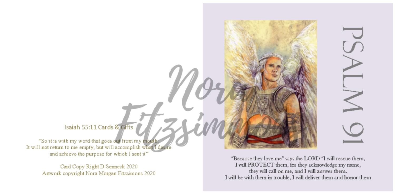 Angel - Faith Card
