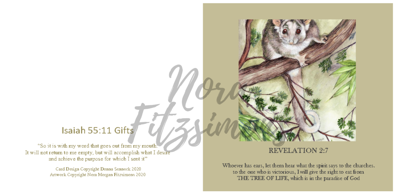 The Tree Of Life - Faith Card