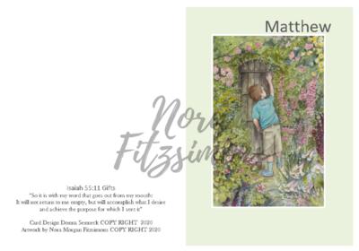 Narrow Gate - Faith Card