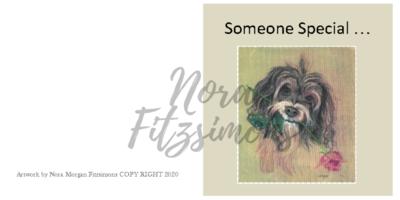 Someone Special - Faith Card