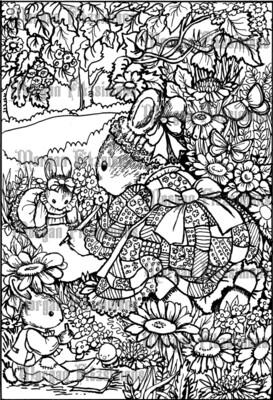 Easter 1 - Digital Stamp