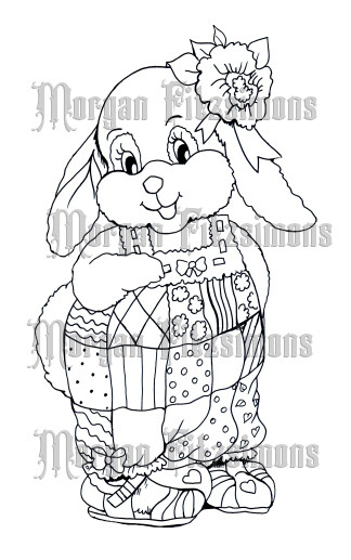 Easter 6 - Digital Stamp