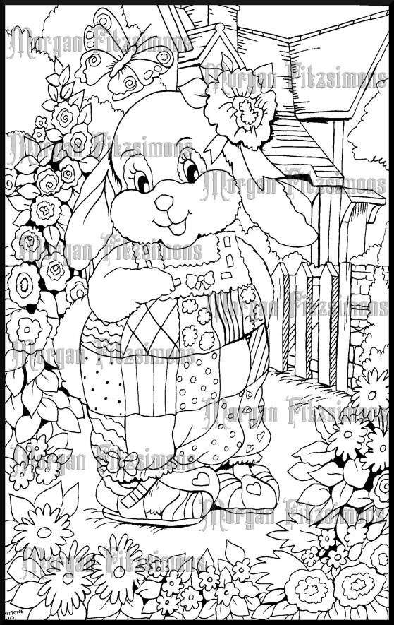 Easter 12 - Digital Stamp