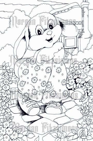 Easter 9 - Digital Stamp