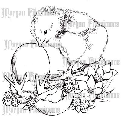 Easter 15 - Digital Stamp