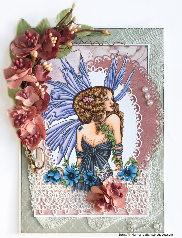 Dianthus 23 - Digital Stamp