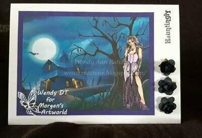 Halloween 4 - Digital Stamp