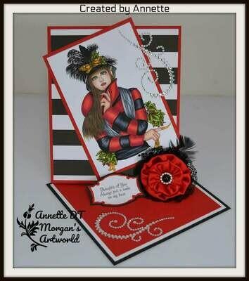 Lizzy Hopwood 34 - Digital Stamp
