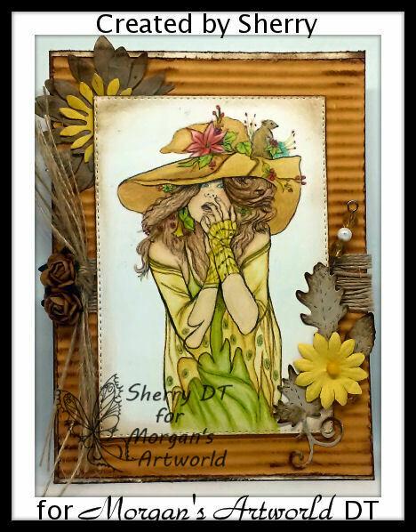 Daisy Hopwood - Digital Stamp