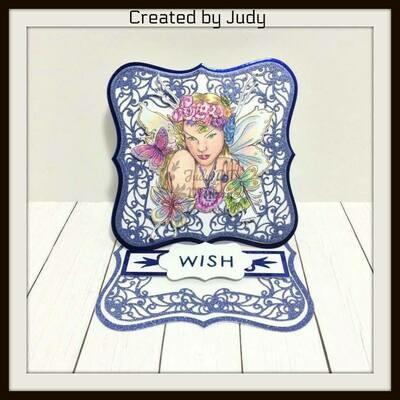 Butterfly Fairy Dust 29 - Digital Stamp