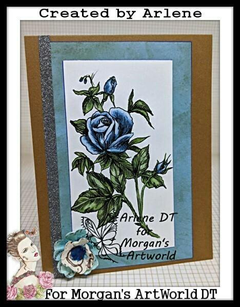 Flowers 2 - Digital Stamp
