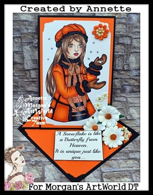 Winter 8 - Digital Stamp