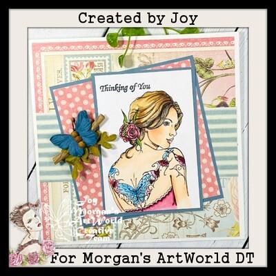 Sophie Cameo 2 - Digital Stamp
