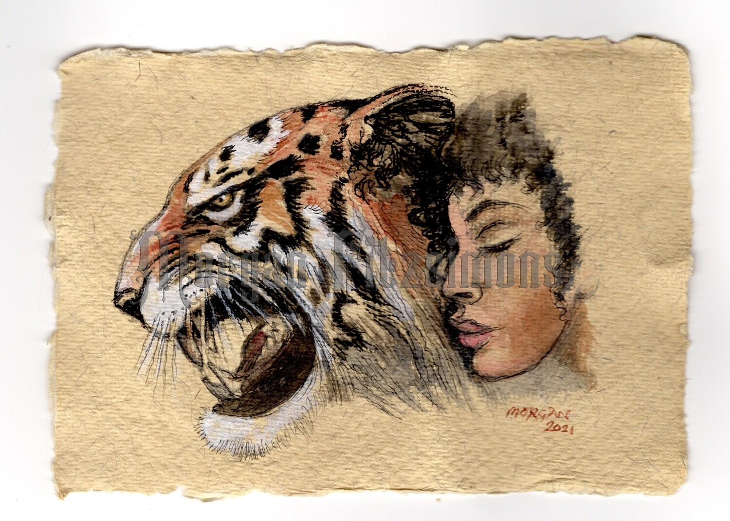 Go Wild Collection: Spirit of the Tiger