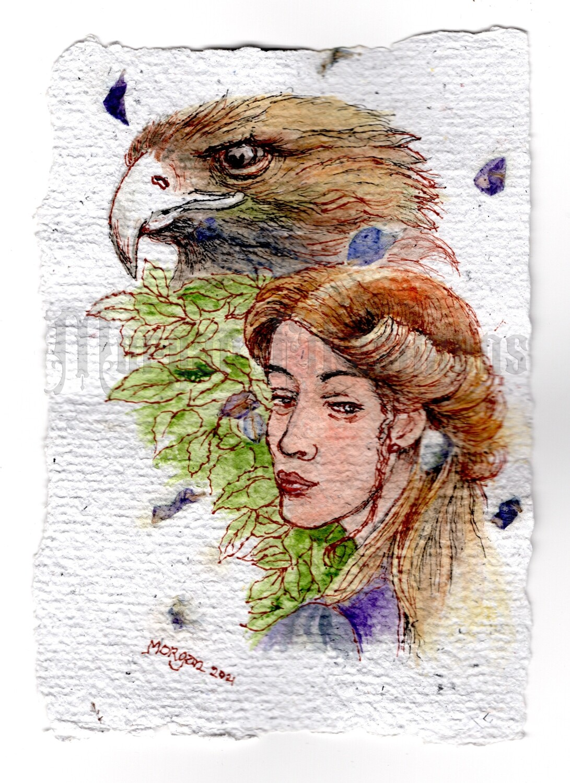 Go Wild Imagine Collection: Eagle Eyes