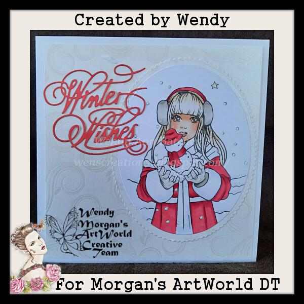 Winter 5 - Digital Stamp