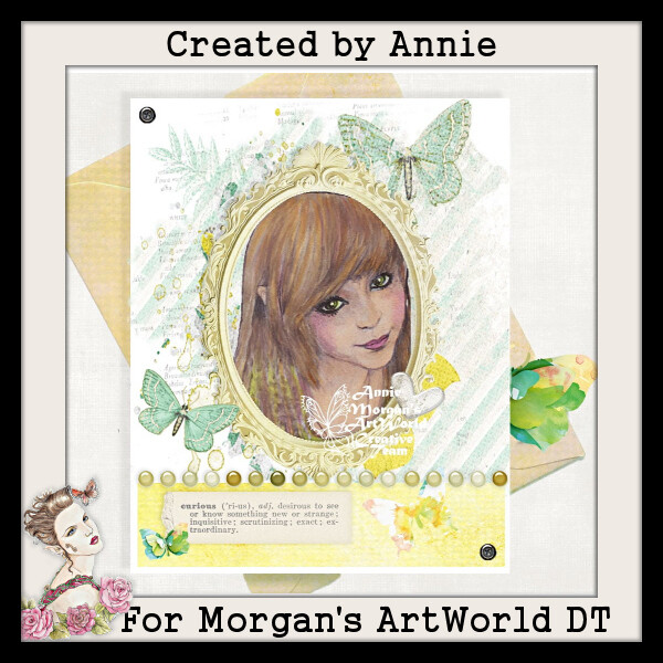Sarah Greyscale - Digital Stamp