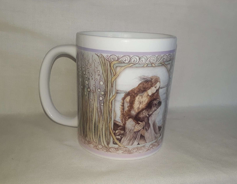 Selkies and Seals Mug