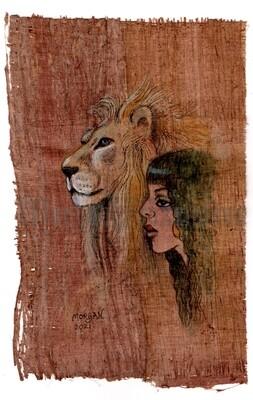 Asenath & the Lion of Judah WF