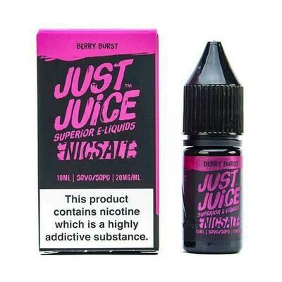 Just Juice Nic Salt
