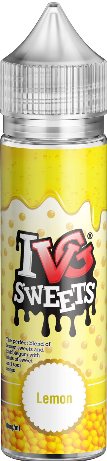 I VG - Lemon (50ml)