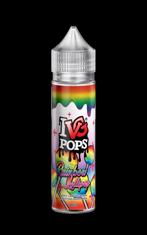 I VG - Rainbow Lollipop (50ml)