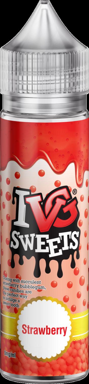 I VG - Strawberry (50ml)
