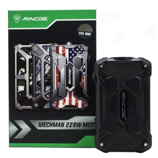 Rincoe Mechman 228W Mod (Inc Batteries)