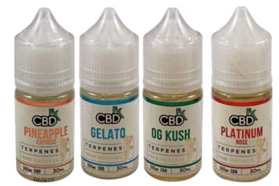 CBDfx Vape Liquid (Terpenes)