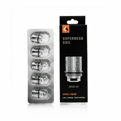 Geekvape Supermesh Coils