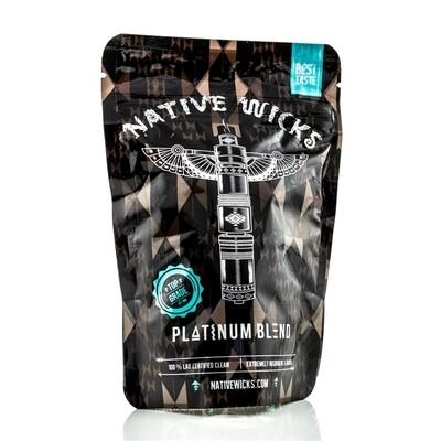 Native Wicks Platinum Blend Cotton