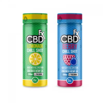 CBDfx CBD Shots
