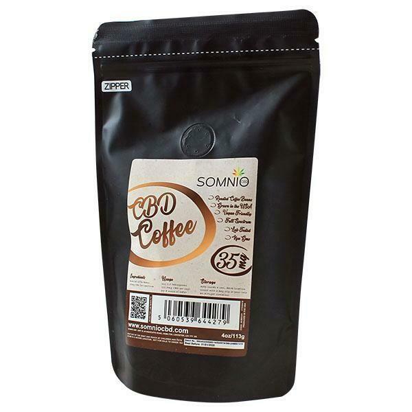 Somnio CBD Coffee Beans